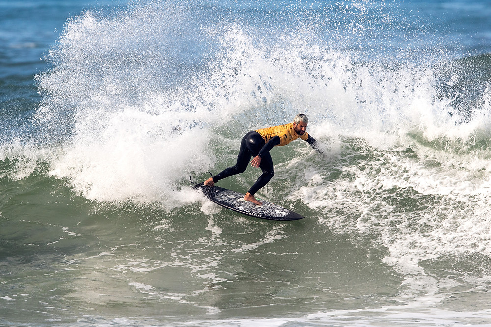 Italo Ferreira vice do MEO Portugal Cup of Surfing