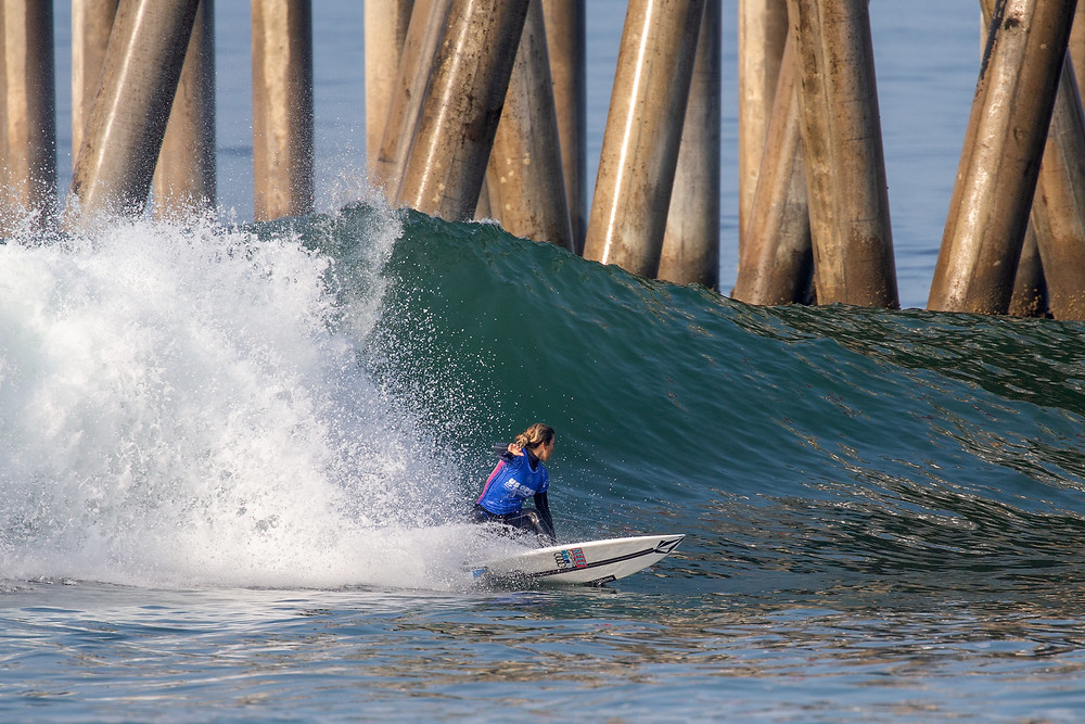 Coco Ho no US Open of Surfing