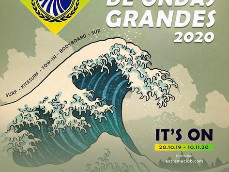 Prêmio brasileiro de ondas grandes 2020 abre inscrições