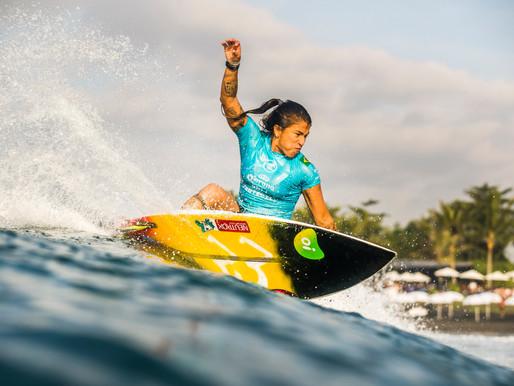"""""""Cadê a Silvana Lima?"""": propaganda dos Jogos Olímpicos, da TV Globo, não cita o nome da surfista"""