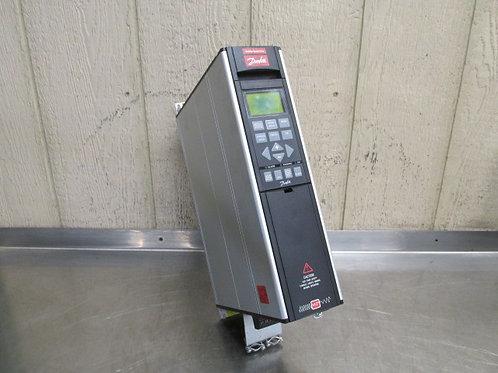 Danfoss VLT5005-PT5B20STR0DL 175Z0058 Variable Speed Motor Drive 4 HP 3 PH