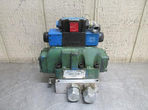 Vickers DG3S-88C-10 DG4V-3S-2A-M-FPA5WL-B5-60 Hydraulic Control Valve Stack