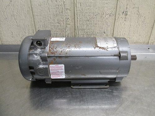 Baldor CDP3585 DC Electric Motor 2 HP 180v DC 1750 RPM Frame 145TC