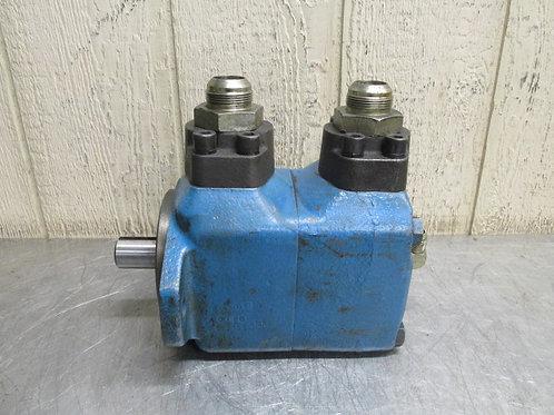 Vickers 35M115A-1C20 Hydraulic Vane Motor 4000 RPM 7.44 cu.in 130 HP Max