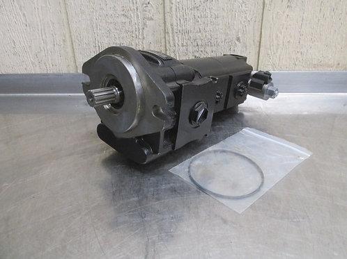 Casappa KP30.29-A8K9-LOF/OD-45-HSC/PLP Triple Hydraulic Pump 2.73 to 23.4 GPM