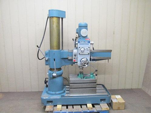 "Turn-Pro 00693358 RD-900 Radial Arm Drill Press 36"" 2 HP 230/460v 3 PH LIKE NEW"