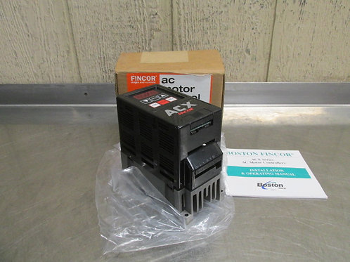 Fincor ACX2010 AC Motor Speed Control VFD Drive Variable Frequency 1/2 or 1 HP