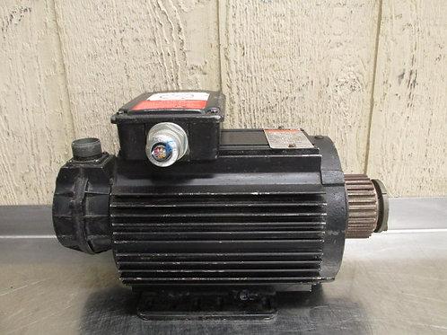 Reliance B14H1060M-UU AC Servo Motor 2 HP 2000 RPM 30 Day Warranty