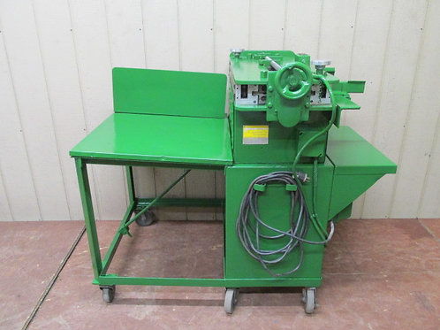Gauer Safety Edger Model 5H-24NC Deburring Machine Debur 1 PH 115v 24""