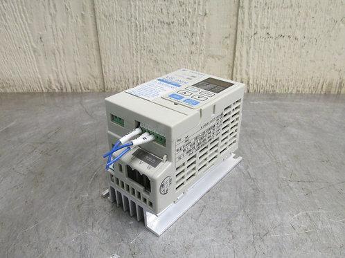 Yaskawa CIMR-XCAA20P2 VS Variable Speed AC Inverter Drive 3 PH 200-230v 0.6 kva