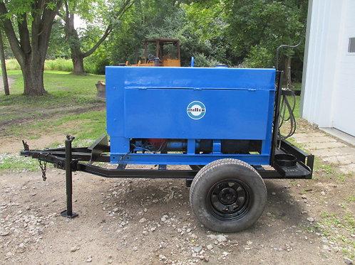 Miller BIG 40 Portable Gas DC ARC Stick Welder Generator 120 300 Amp w/Trailer