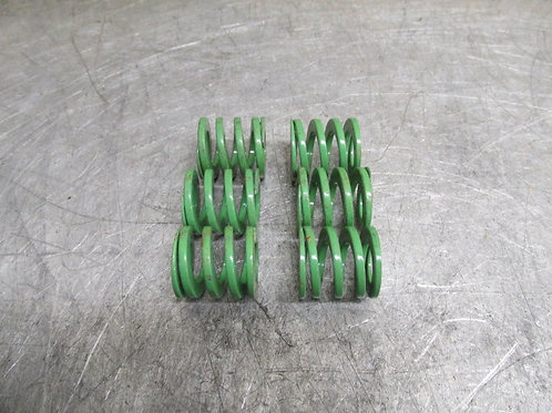 "Danly 9-1604-26 Green Die Spring 1"" x 1"" Replacement Spring Lot of 6"