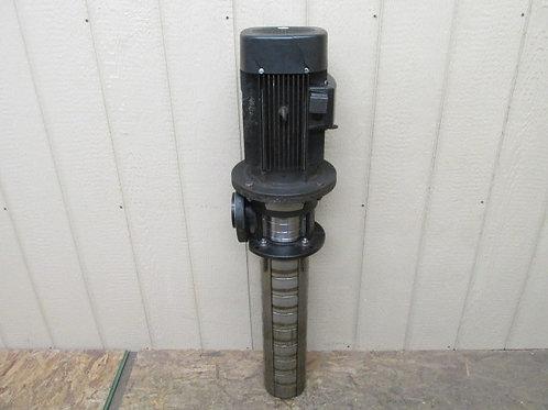 Grundfos MTR 32-8/2-2 AFA-EUUV 1 HP 158.5 GPM Multistage Coolant Pump