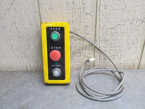 Interlake Box Banding Strapping Machine Control Pendant Switch