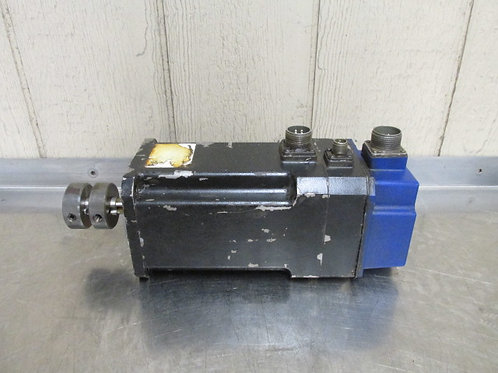 Vickers FAS MT MTB50GB2 Servo Motor Cincinnati Sabre 1000 Z-Axis Motor