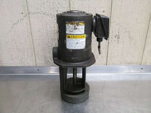 Teral LSW-15T0.18 Machine Immersion Coolant Pump 200/220v 1/4 HP 2.6 - 15.8 GPM
