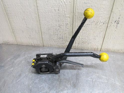 13 2410 100487 Steel Banding Strapping Crimper Sealer Tensioner Combo Tool