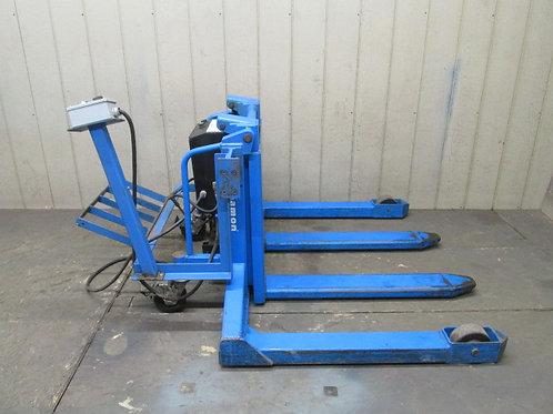 Bishamon EZ Tilter 2000 lbs Pallet Box Gaylord Dumper 1 Ton 115v MTL/MST Series