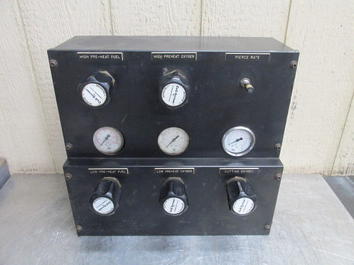 Thermadyne C&G Systems Challenger Plasma Cutter Oxy Fuel Gas Control Module