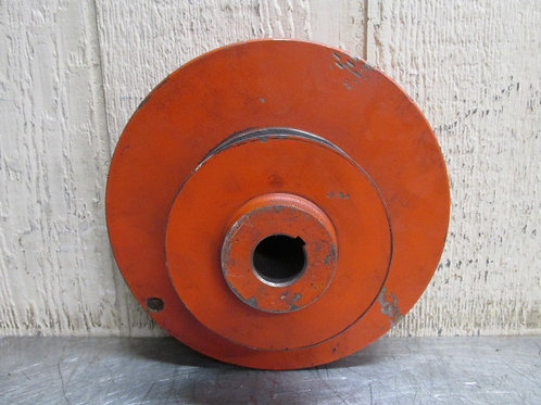 DoAll C-1213A Horizontal Bandsaw Band Saw Flywheel Pulley Part #090-388372