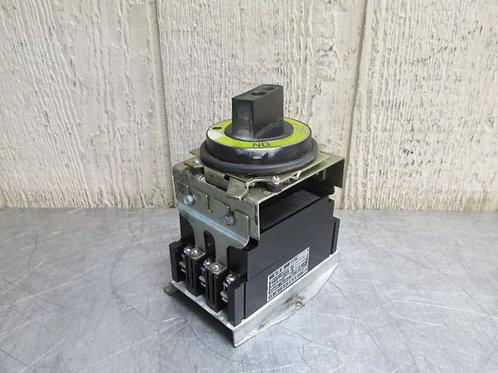 Delixi DZ15-40/3902 Circuit Breaker Safety Disconnect Switch Kent KLS-1540 Lathe