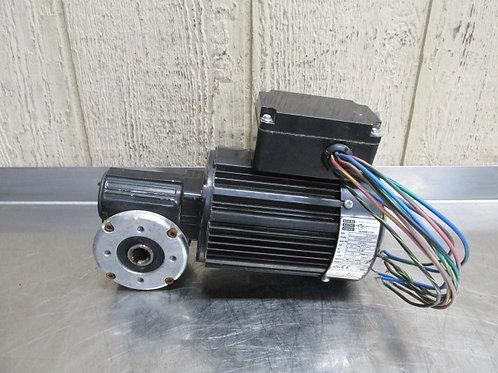 Bodine 42R6BFPP-5L/H Electric Gearmotor 3/8 HP 230/460 10:1 Ratio 170 RPM