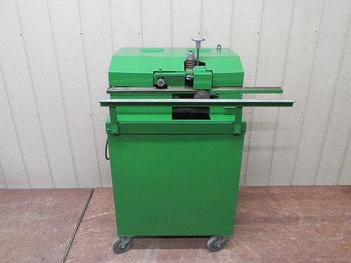 Gauer Safety Edger Deburring Machine Deburr Single Side 5H Series 1 PH 115v