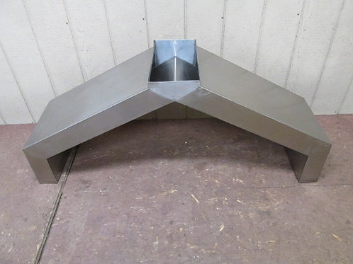 Hobart Model C44AW C44A Stainless Steel Ventilation Hood