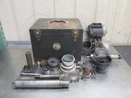 Dumore No. 7-011 Lathe Tool Post Grinder ID OD 3/4 HP 4,200 RPM - 29,300 Spindle