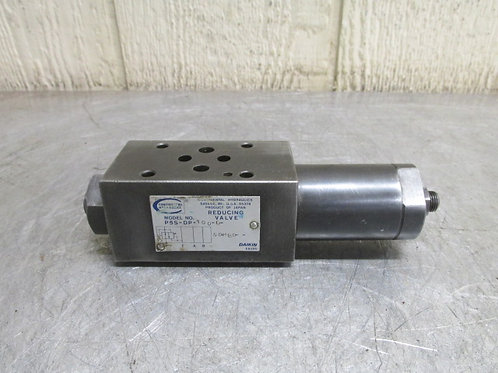 Continental P5S-DP-100-G-50-M-80 Hydraulic Pressure Reducing Control Valve