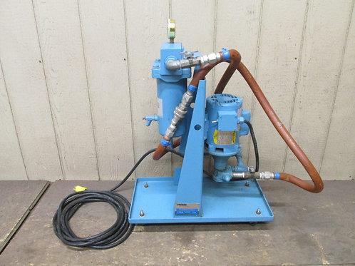 Stokes Pennwalt Model 339-151 Vacuum Pump Oil Purifier Portable 1 PH 115/230v