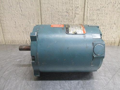 Reliance P56H3002M Electric Motor 1725 RPM 1/3 HP 3 PH 208-230/460v
