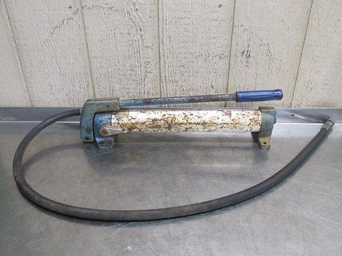OTC Owatonna Tool Model C Y21-1 Hydraulic Hand Pump Porta Power 10,000 PSI