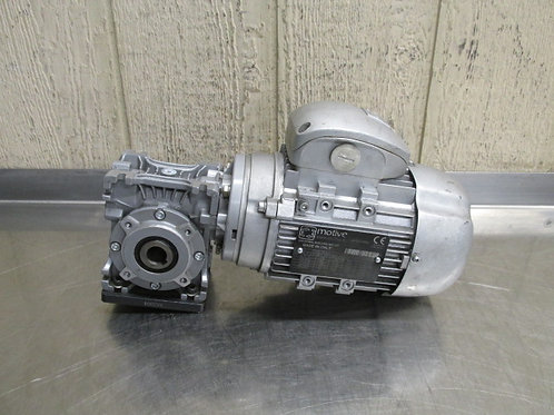 Motive 71A-4 BOX040 Electric Gearmotor 70/84 RPM 20:1 Ratio 230/460v