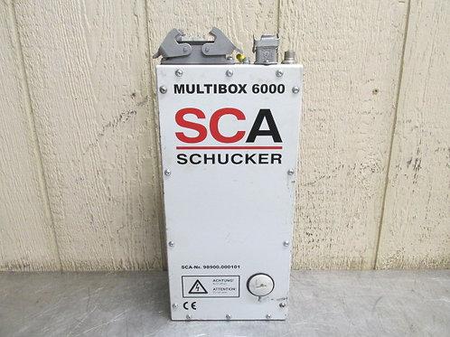 SCA Schucker 98900.000101 Multibox 6000 Dosing System Unit
