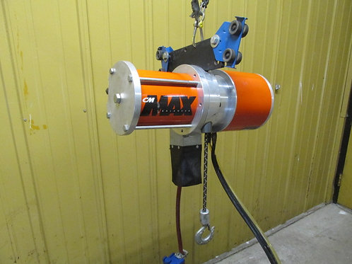 CM Max Balancer 0950 Air Pneumatic Cable Tool Balancer Hoist 120 lbs