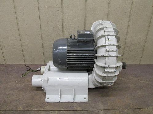 Ventur Bornemann Werkeugtechnik SC40C-550T Regenerative Blower 8 HP 3 PH 382 CFM