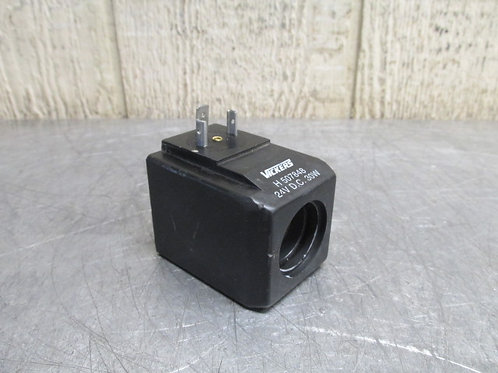 Vickers H-507848 Coil for Hydraulic Directional Control Solenoid Valve 24VDC