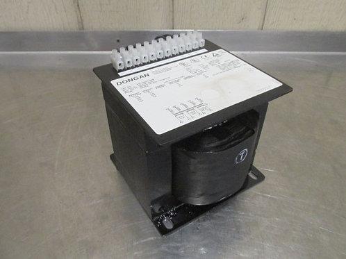 Dongan ES-10231.568 Transformer 2.141 kVA 208-240v Primary 10/24/110v Secondary