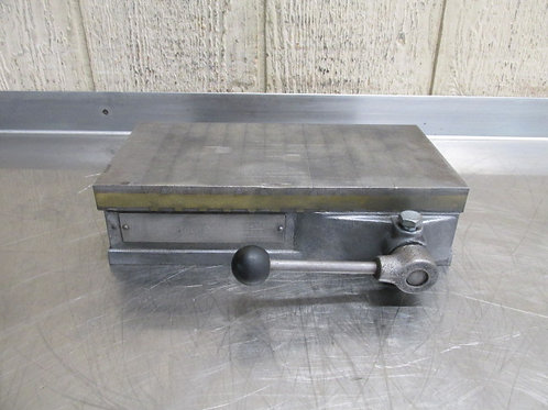 """Magna-Lock HP-510MM 10"""" x 5"""" Permanent Magnet Magnetic Chuck Manual Switch"""