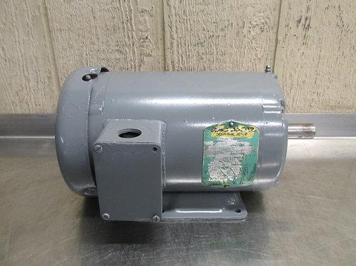 Baldor M3558T Electric Motor 2 HP 208-230/460v 1725 RPM 3 PH