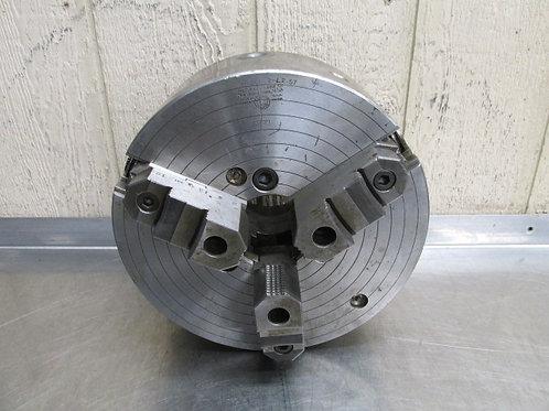 "Skinner 26612-L2-57 12"" Diameter 3 Jaw Self-Centering Chuck L2 Spindle Mount"