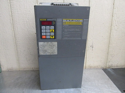 Baldor Sweodrive 714-510-175 AC Motor Drive Controller 460v 3 PH 40 HP Max