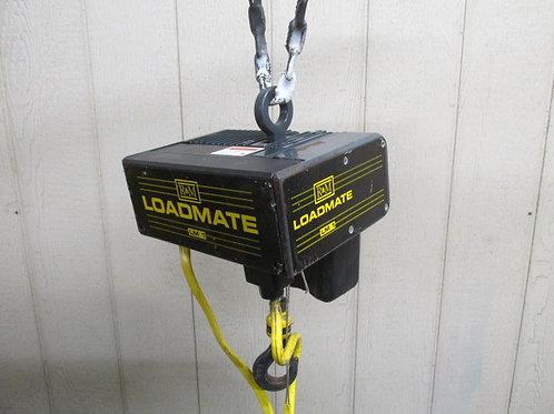 R&M Loadmate LM010 Electric Chain Hoist 1/8 Ton 250 Lbs 11' Ft. Lift 2 Speed