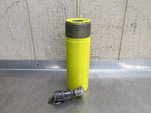 "Enerpac RC-256 Hydraulic Jack Cylinder 6"" Stroke 25 Ton 10,000 PSI"