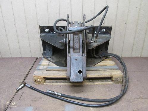 Bobcat 2560 Universal Hydraulic Skidsteer Jackhammer Attachment Demo Hammer
