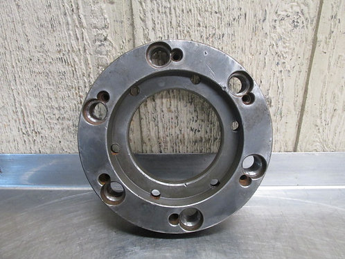 """7-7/8"""" Metal Lathe Chuck Adapter Faceplate D1-8 Camlock Spindle Mount"""