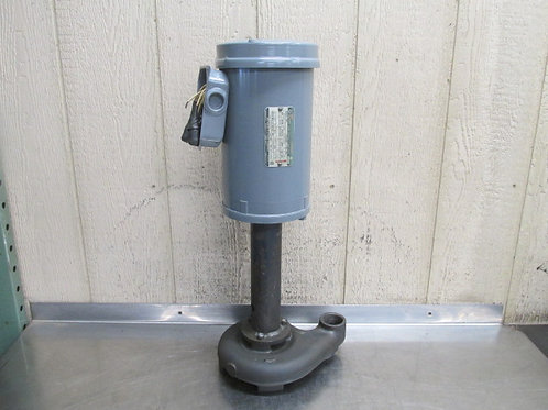 Graymills 382-05313 Centrifugal Immersion Coolant Pump 3 HP 230/460v 3 PH