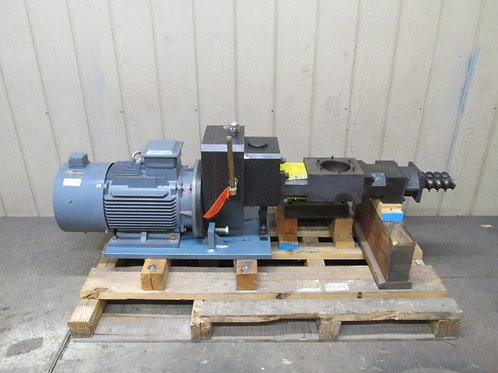 NFM #90-2541 Twin Screw Compound Extruder Injection Molding 1000 m3/h 4402 GPM