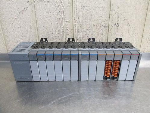 AB Allen Bradley SLC-500 1746-P2 Programmable Controller 13 Slot Rack 5/